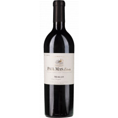 Paul Mas Estate Reserve Merlot 2018